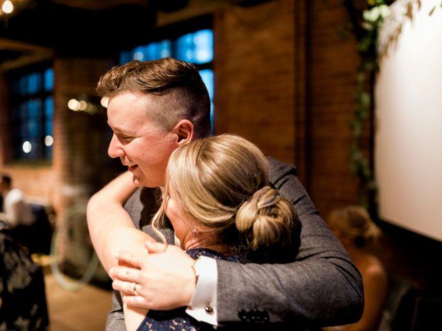 William and Lucianna's wedding in Calgary, Alberta 137