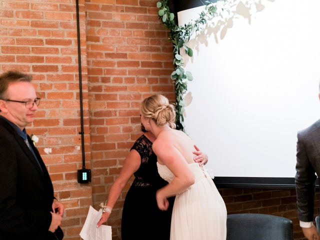 William and Lucianna's wedding in Calgary, Alberta 159