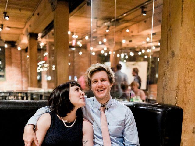 William and Lucianna's wedding in Calgary, Alberta 168