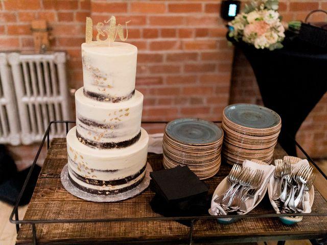 William and Lucianna's wedding in Calgary, Alberta 172