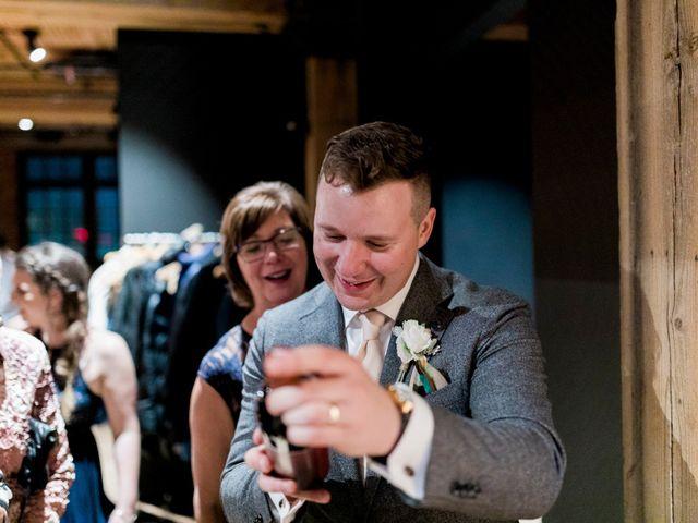 William and Lucianna's wedding in Calgary, Alberta 179