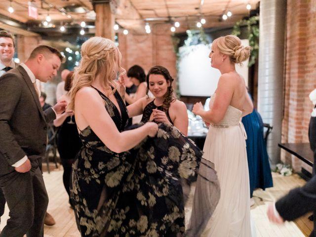 William and Lucianna's wedding in Calgary, Alberta 201
