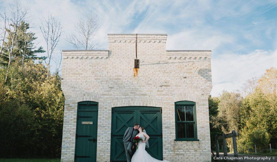 Jacob and Kelly's wedding in Waterloo, Ontario