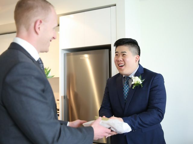 Tristian and Stephanie's wedding in Vancouver, British Columbia 8