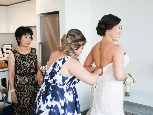 Tristian and Stephanie's wedding in Vancouver, British Columbia 20