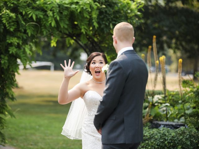 Tristian and Stephanie's wedding in Vancouver, British Columbia 31