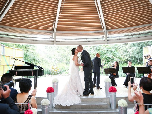 Tristian and Stephanie's wedding in Vancouver, British Columbia 39
