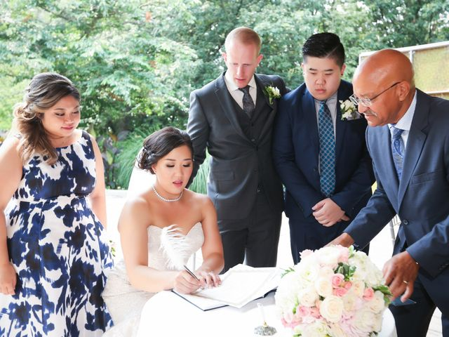Tristian and Stephanie's wedding in Vancouver, British Columbia 40