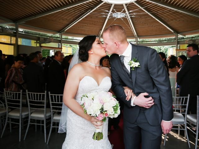 Tristian and Stephanie's wedding in Vancouver, British Columbia 41