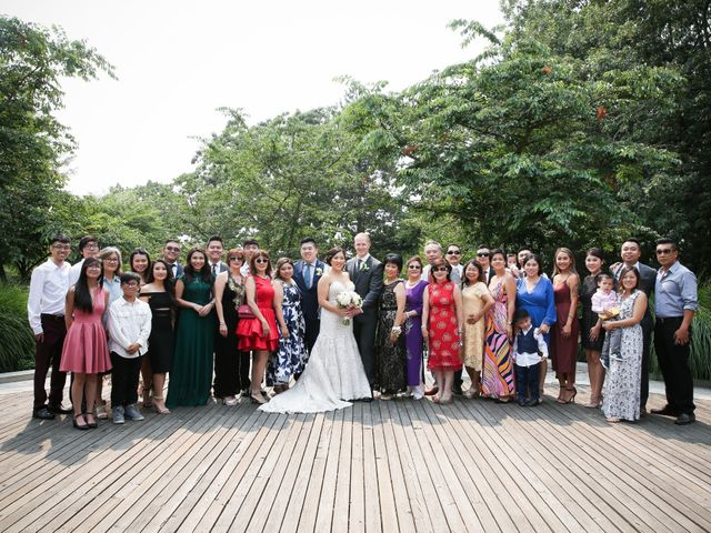 Tristian and Stephanie's wedding in Vancouver, British Columbia 44