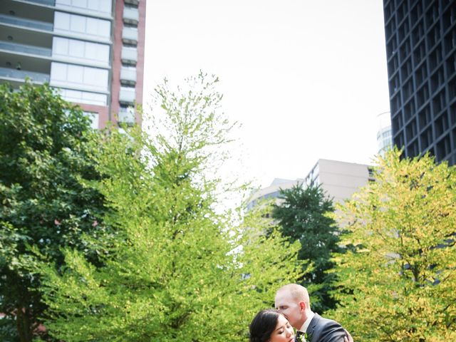 Tristian and Stephanie's wedding in Vancouver, British Columbia 46