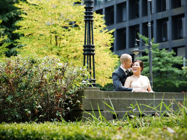 Tristian and Stephanie's wedding in Vancouver, British Columbia 47