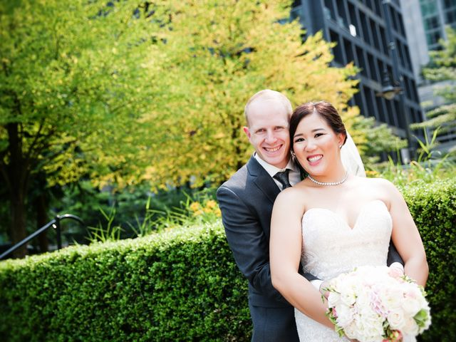 Tristian and Stephanie's wedding in Vancouver, British Columbia 48