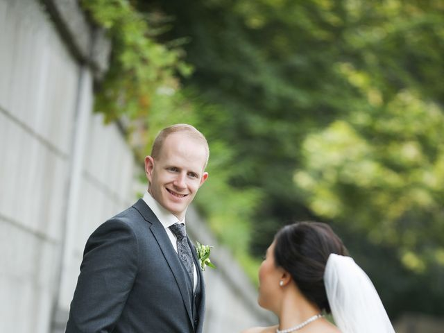 Tristian and Stephanie's wedding in Vancouver, British Columbia 50