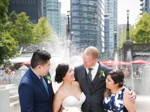 Tristian and Stephanie's wedding in Vancouver, British Columbia 51