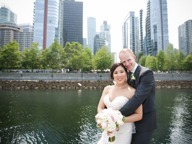 Tristian and Stephanie's wedding in Vancouver, British Columbia 53