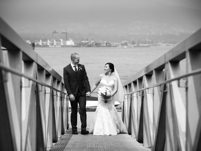 Tristian and Stephanie's wedding in Vancouver, British Columbia 54