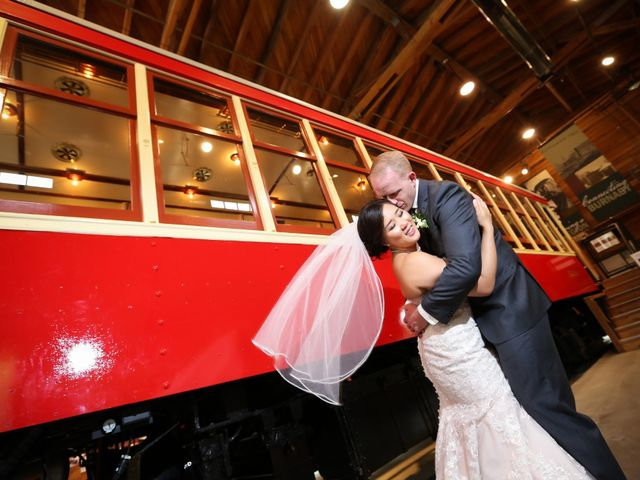 Tristian and Stephanie's wedding in Vancouver, British Columbia 58