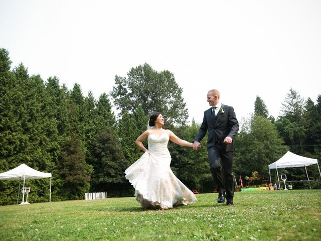 Tristian and Stephanie's wedding in Vancouver, British Columbia 60