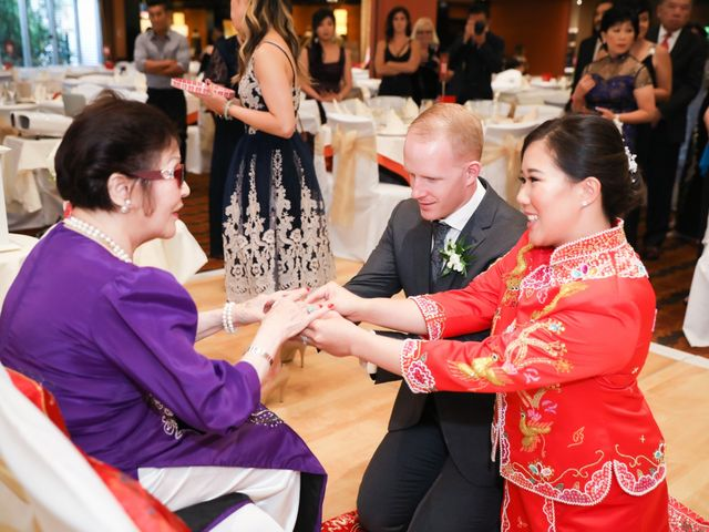 Tristian and Stephanie's wedding in Vancouver, British Columbia 66