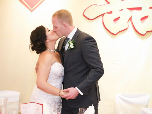 Tristian and Stephanie's wedding in Vancouver, British Columbia 71