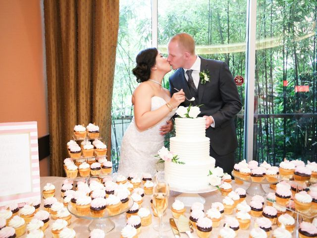 Tristian and Stephanie's wedding in Vancouver, British Columbia 74