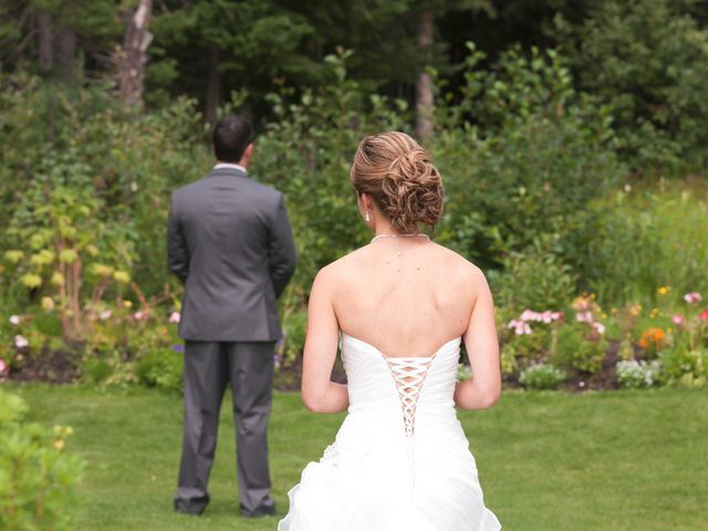 Andrew and Colleen's wedding in Sun Peaks, British Columbia 5