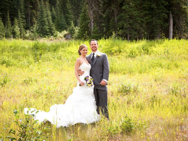 Andrew and Colleen's wedding in Sun Peaks, British Columbia 10