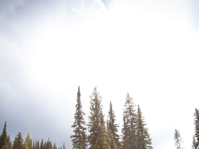 Andrew and Colleen's wedding in Sun Peaks, British Columbia 12