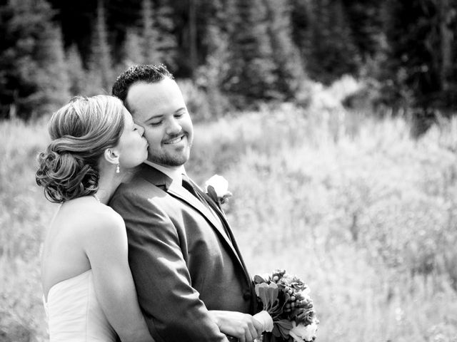 Andrew and Colleen's wedding in Sun Peaks, British Columbia 14