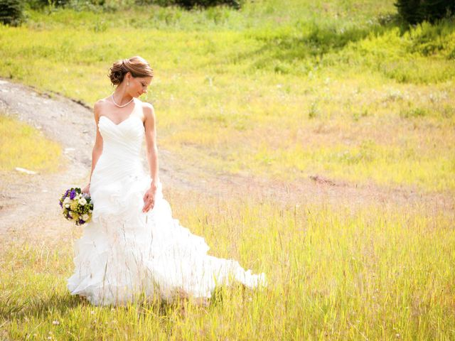 Andrew and Colleen's wedding in Sun Peaks, British Columbia 15
