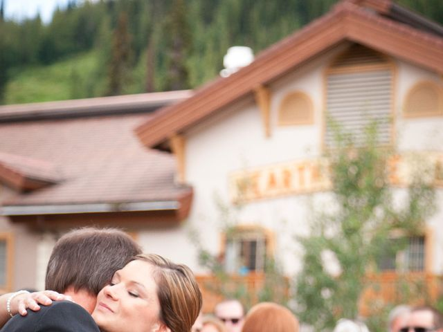 Andrew and Colleen's wedding in Sun Peaks, British Columbia 22