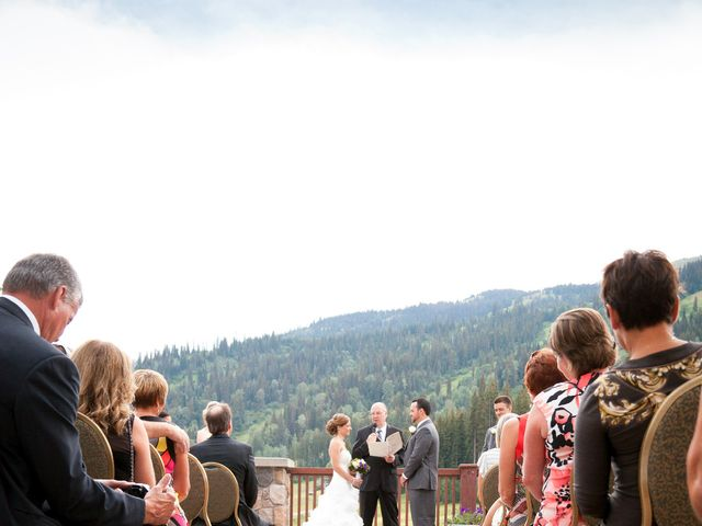Andrew and Colleen's wedding in Sun Peaks, British Columbia 25
