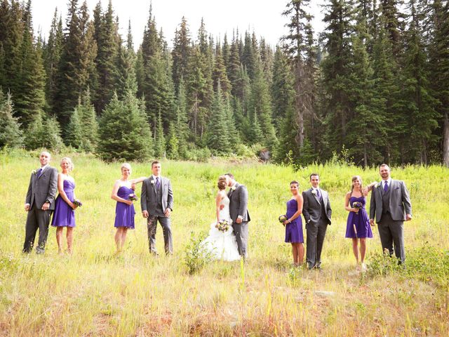 Andrew and Colleen's wedding in Sun Peaks, British Columbia 33