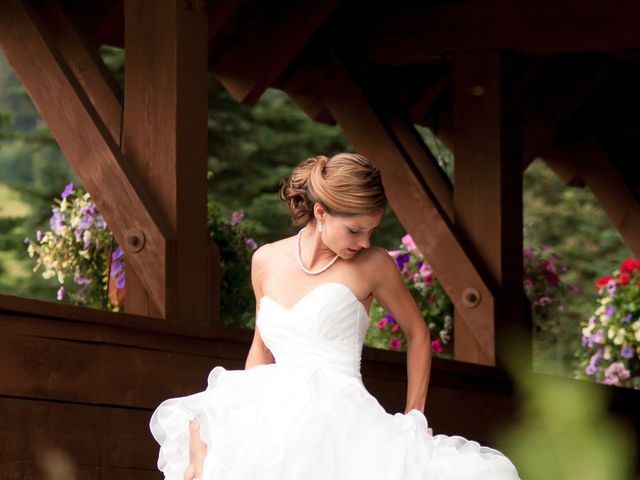 Andrew and Colleen's wedding in Sun Peaks, British Columbia 38