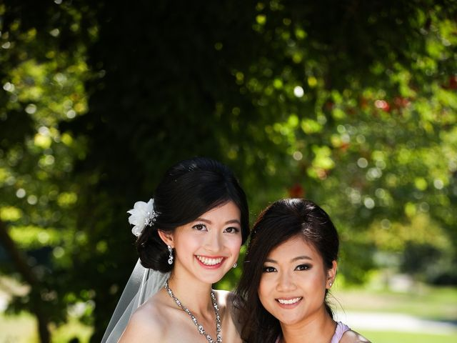 Billy and Tina's wedding in Vancouver, British Columbia 28