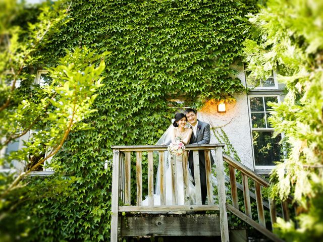 Billy and Tina's wedding in Vancouver, British Columbia 41