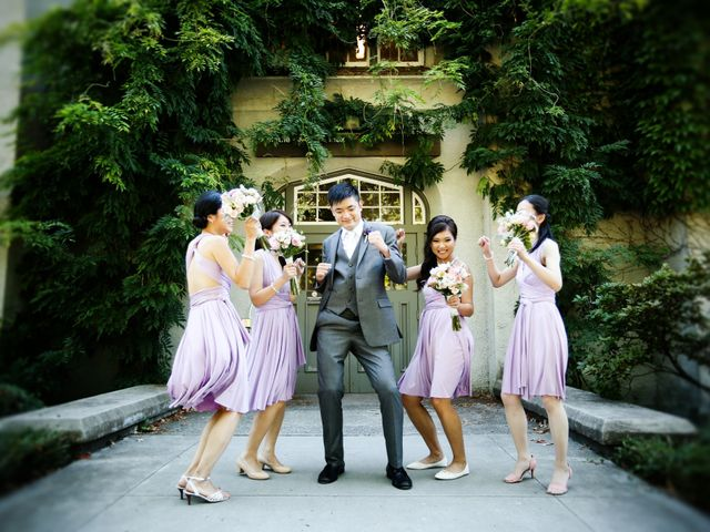 Billy and Tina's wedding in Vancouver, British Columbia 44