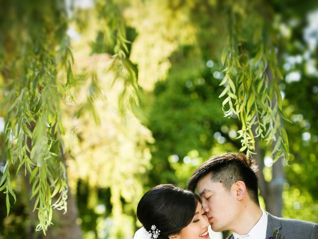 Billy and Tina's wedding in Vancouver, British Columbia 46