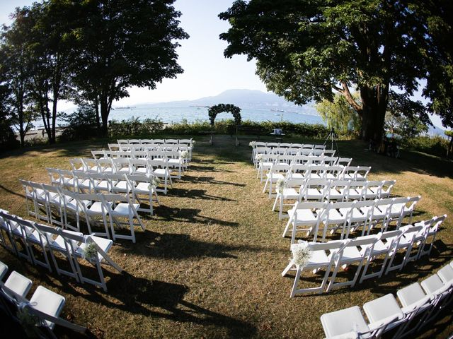 Billy and Tina's wedding in Vancouver, British Columbia 48