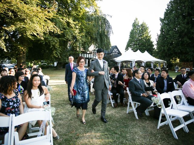 Billy and Tina's wedding in Vancouver, British Columbia 53