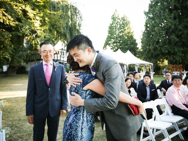 Billy and Tina's wedding in Vancouver, British Columbia 54