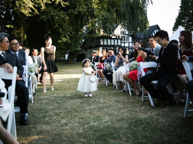 Billy and Tina's wedding in Vancouver, British Columbia 55