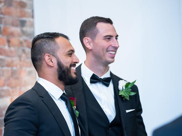 David and Stefania's wedding in Vancouver, British Columbia 62
