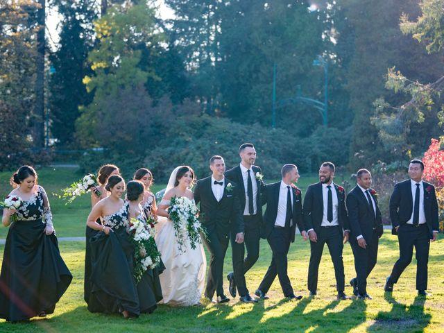 David and Stefania's wedding in Vancouver, British Columbia 77