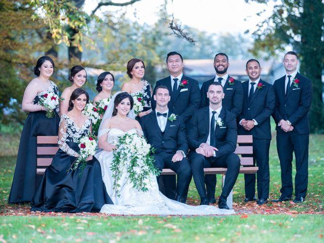 David and Stefania's wedding in Vancouver, British Columbia 78