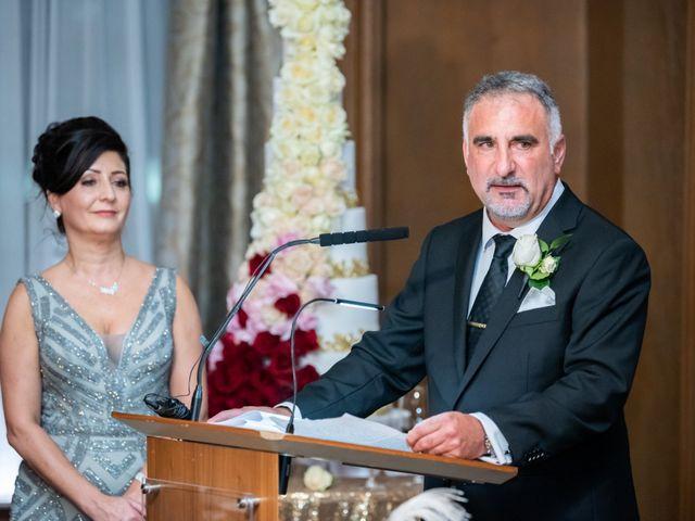David and Stefania's wedding in Vancouver, British Columbia 110