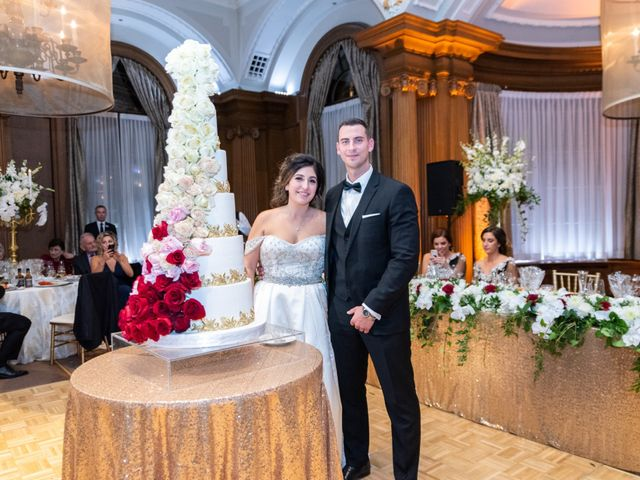 David and Stefania's wedding in Vancouver, British Columbia 121