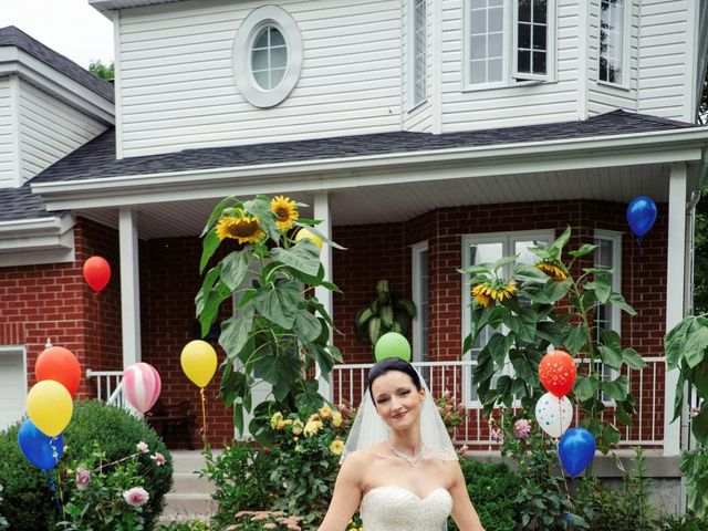 Flavia and Valentin's wedding in Montreal, Quebec 15