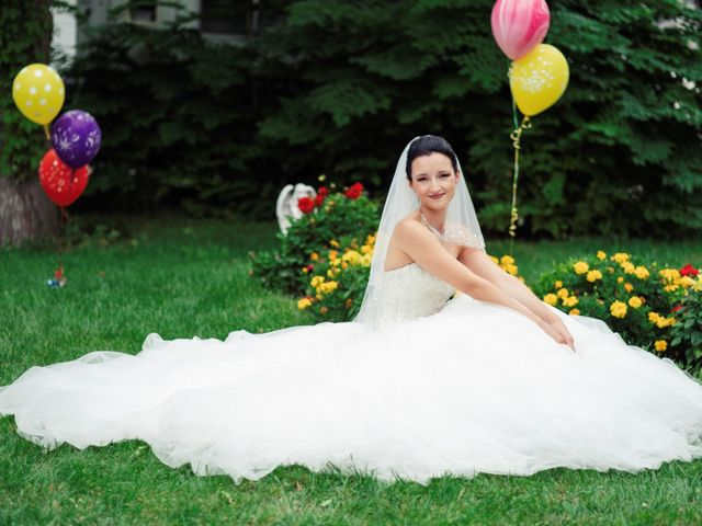 Flavia and Valentin's wedding in Montreal, Quebec 1